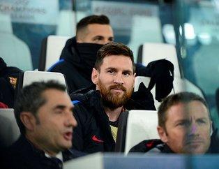 Barcelona'da Messi depremi! Bu da mı olacaktı
