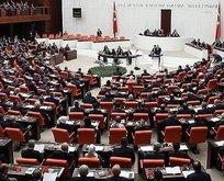 Mecliste kavga çıkaran madde yeniden görüşülecek