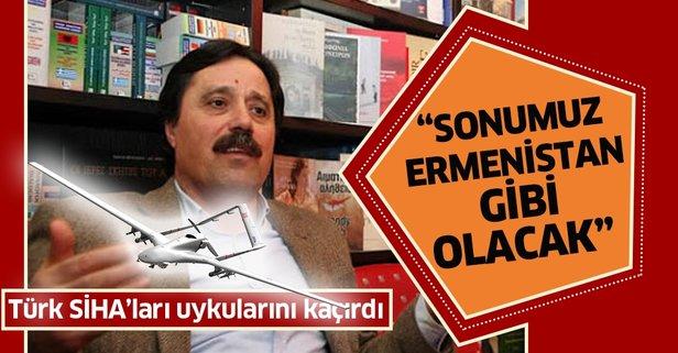 Türk SİHA'larının kurbanı olacağız