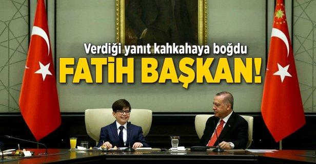 Fatih Başkan