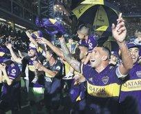 Boca Juniors son hafta şampiyonluğu elde etti