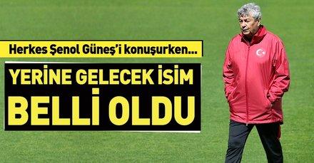 Son dakika: Lucescu'nun yerine Tayfur Havutçu geçecek