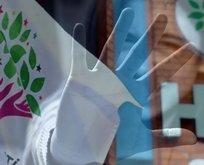 HDP tacize doymuyor! 1 kadına 5 kişi...