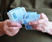 Yaşlıya 1.500 lira maaş