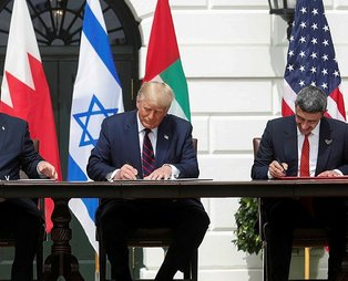 Son dakika: İsrail ile Birleşik Arap Emirlikleri ve Bahreyn arasında anlaşma imzalandı