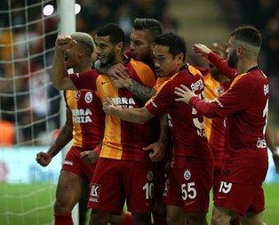 Galatasaray'ın PSG maçı kadrosunda sürpriz isim
