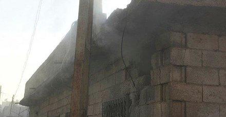 Şanlıurfa Birecik'e havan mermisi düştü: 1'i çocuk 2 kişi yaralandı