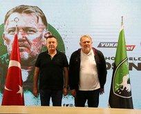 Robert Prosinecki artık Denizlispor'da