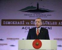 Erdoğan CHP'nin o dönemini anlattı!