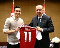 Mesut Özil: Yine olsa yapardım!