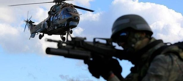 Terör örgütü PKKya ağustosta da ağır darbe