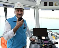Denizcilikte hedef transit liman ülkesi olmak