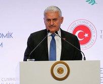 Başbakan Binali Yıldırım'dan flaş Kuzey Irak açıklaması