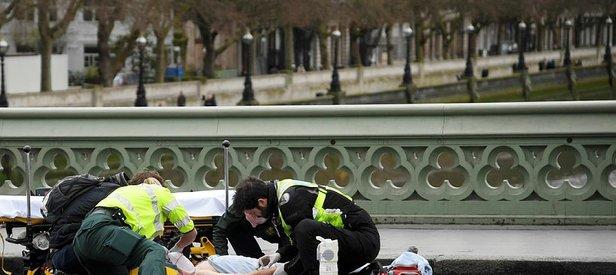 Londra'daki terör saldırısında dikkat çeken ayrıntı