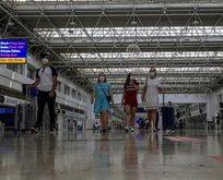 Alman turiste vize çıktı