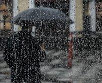 Meteorolojiden o illere kuvvetli sağanak uyarısı