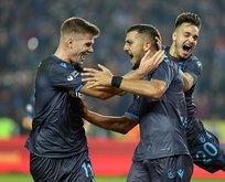 Trabzon'da nefes kesen maç