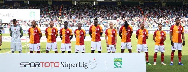 Fatih Terim'den sürpriz kadro! İşte Galatasaray'ın Akhisarspor maçı 11'i...