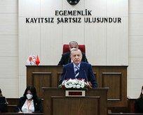 Başkan Erdoğan, Türkeş'in doğduğu evi ziyaret etti