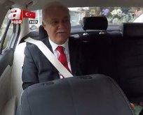 Nihat Hatipoğlu A Haber Taksi'de!