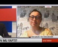 Tele-1 Televizyonun İsveç muhabiri terörist çıktı