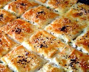 Hazır yufkadan börek nasıl yapılır? Pratik ve lezzetli sodalı börek tarifi