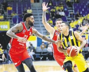 Fenerbahçe Beko'dan seriye devam: 74-60