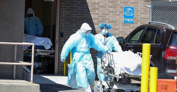 ABD'de korkutan bilanço! Ortalama 1033 kişi öldü