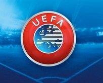 Süper Lig'den 7 kulübe UEFA lisansı verilmedi