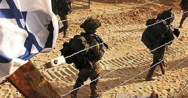 İşgalci İsrail Filistinli polisleri gözaltına aldı