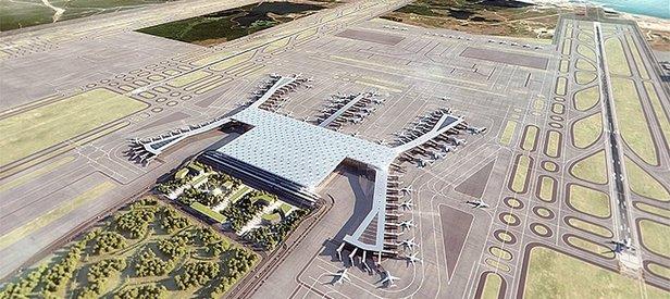 Çılgın Mucit, 3.Havalimanını gözüne kestirdi