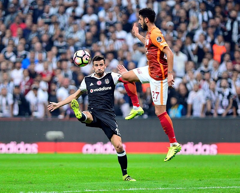 Beşiktaş-Galatasaray derbisi öncesi muhtemel 11'ler