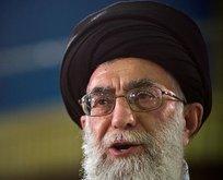 İran lideri Hamaney, Macron'a ahmak dedi
