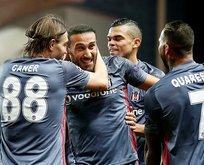 İstatistiklere göre Beşiktaş çıktı
