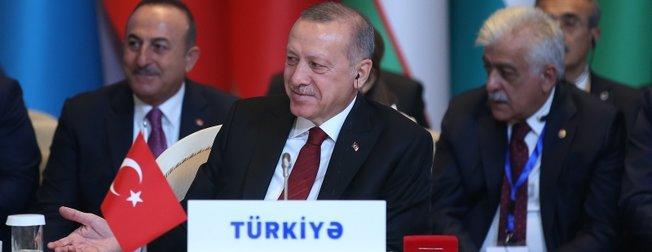 Başkan Erdoğan Türk Dili Konuşan Ülkeler İş Birliği Konseyi 7. Zirvesi'ne katıldı