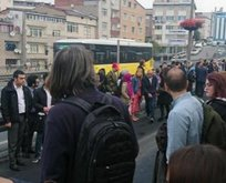 Yola çıkacaklar dikkat! Metrobüs arızalandı