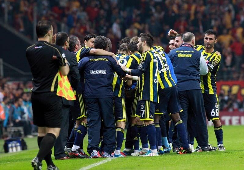 Derbi Geyikleri - Galatasaray:1 - Fenerbahçe:2