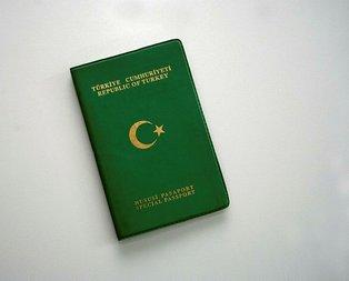 AB'den yeşil ve gri skandal pasaport kararı! Vizesiz Avrupa hayal oldu...