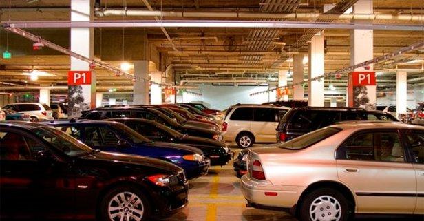 LPG'li araçlara kapalı otopark müjdesi