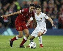 Liverpool, Roma'yı Salah'la dağıttı