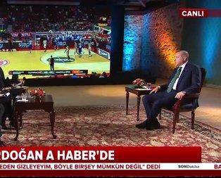 Başkan Erdoğan'dan flaş Larkin açıklaması