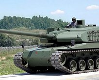 Milli tank projesinde sözleşme iptal edildi