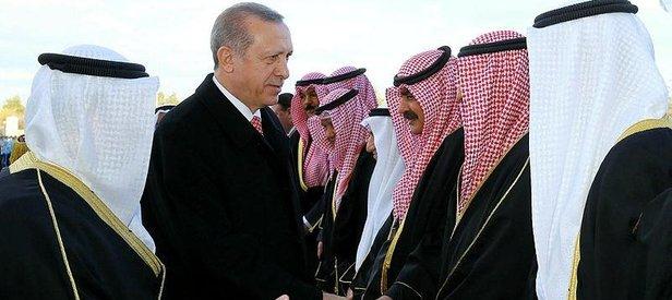 Kuveytten Cumhurbaşkanı Erdoğan açıklaması