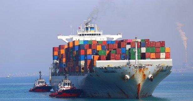 Deniz taşımacılığında büyük artış!