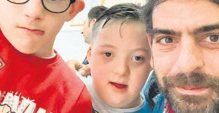 'Sen Anlat Karadeniz'in kötü karakteri Mehmet Ali Nuroğlu, çocuklara moral oldu