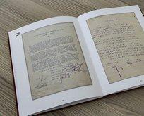 Dışişleri Bakanlığı o belgeleri ilk kez yayınladı
