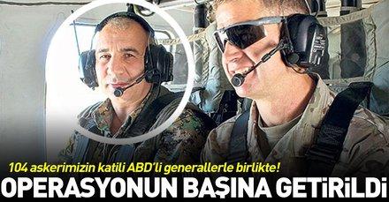 104 askerimizin katili Çiya Kobani YPGnin 2 numarası oldu