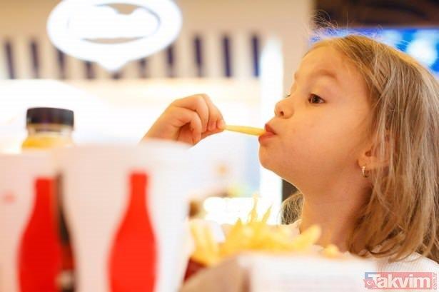 En zararlı 30 yiyecek! Kanser olma riski...