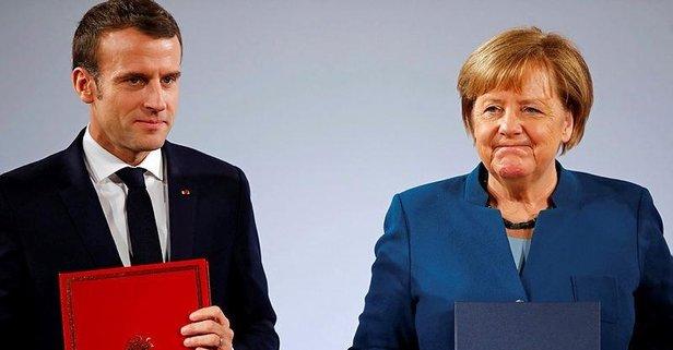 Macron'a Alman tokadı!