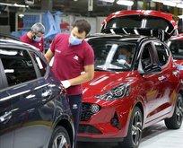 2016 model Hyundai i10 model araç icradan satışa çıktı